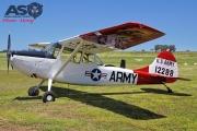 Mottys Flight of the Hurricane Scone 2 0167 Cessna O-1 VH-YAP-001-ASO