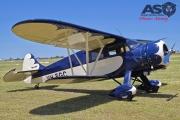 Mottys Flight of the Hurricane Scone 2 0173 Waco VH-EGC-001-ASO