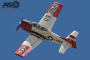 Mottys Flight of the Hurricane Scone 2 3294 T-28 Trojan VH-FNO-001-ASO
