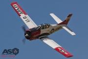 Mottys Flight of the Hurricane Scone 2 3556 T-28 Trojan VH-FNO-001-ASO