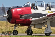 Mottys Flight of the Hurricane Scone 2 3683 T-28 Trojan VH-FNO-001-ASO