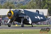 Mottys Flight of the Hurricane Scone 2 5584 Avenger VH-MML-001-ASO