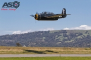 Mottys Flight of the Hurricane Scone 2 5739 Avenger VH-MML-001-ASO