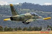 Mottys Flight of the Hurricane Scone 2 7978 L-39 Albatros VH-IOT-001-ASO