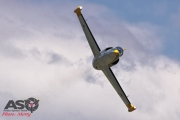 Mottys Flight of the Hurricane Scone 2 8206 L-39 Albatros VH-IOT-001-ASO