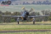 Mottys Flight of the Hurricane Scone 2 8671 CAC Mustang VH-AUB-001-ASO