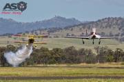 Mottys Flight of the Hurricane Scone 2 9597 Wolf Pitts Pro VH-PVB & Yak-52 VH-FRI-001-ASO
