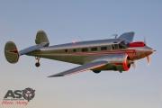 Mottys Beech Adventures Beech-18 VH-BHS 4749-DTLR-1-1-001-ASO