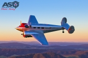 Mottys Beech Adventures Beech-18 VH-BHS 3842 -ASO