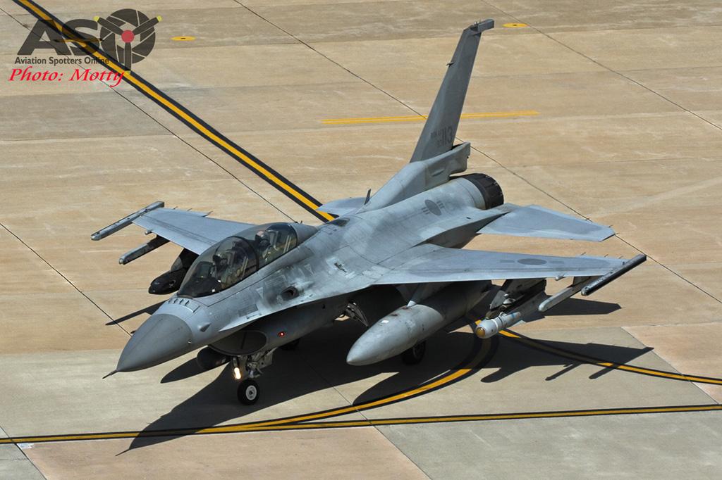 Mottys 111FS ROKAF KF-16 Kunsan 2015 0030