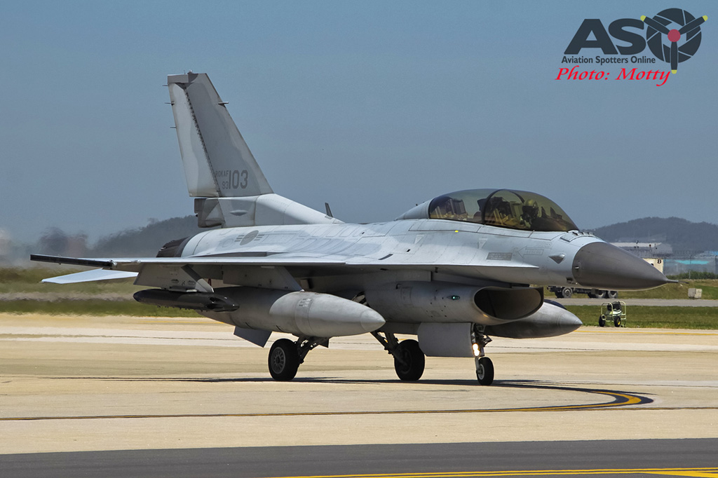 Mottys 111FS ROKAF KF-16 Kunsan 2015 0055