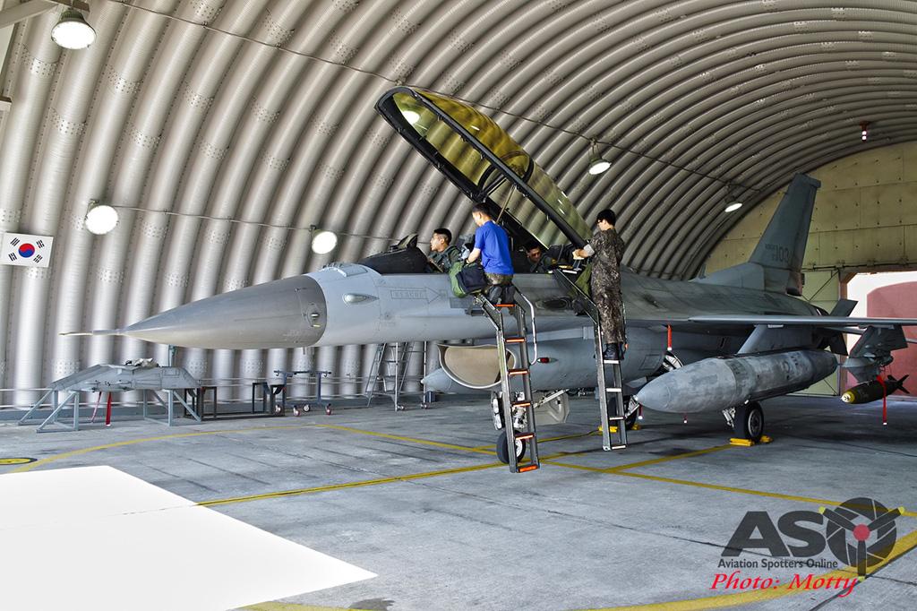 Mottys 111FS ROKAF KF-16 Kunsan 2015 0170
