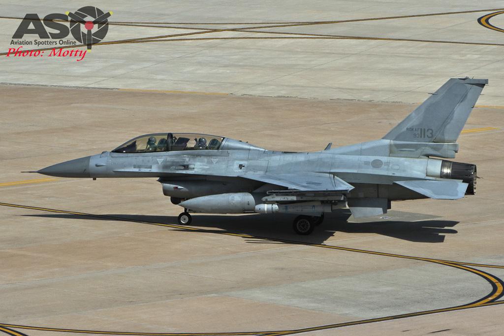 Mottys 111FS ROKAF KF-16 Kunsan 2015 0275
