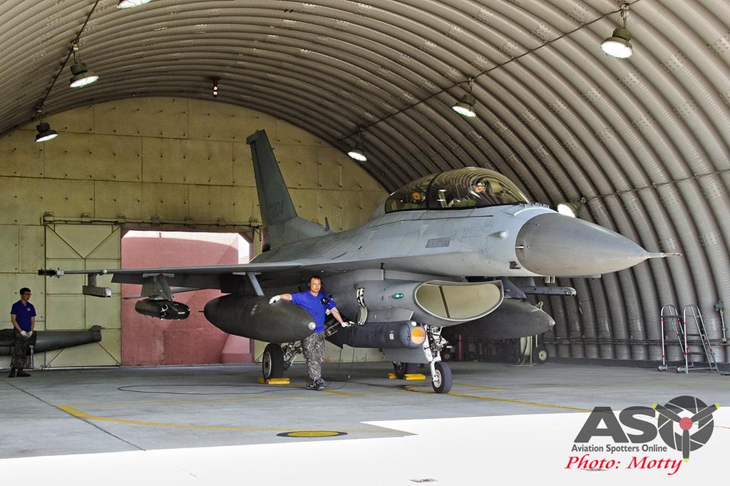 Mottys 111FS ROKAF KF-16 Kunsan 2015 0330