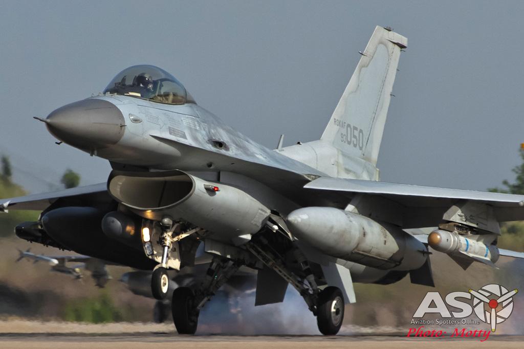 Mottys 111FS ROKAF KF-16 Kunsan 2015 0370