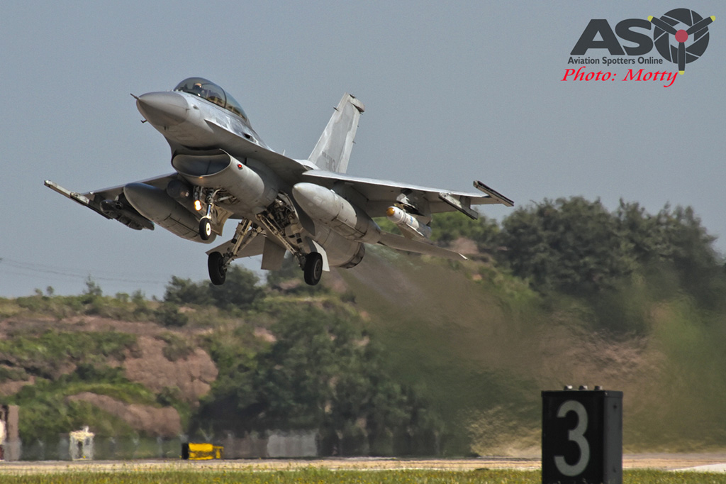 Mottys 111FS ROKAF KF-16 Kunsan 2015 0540