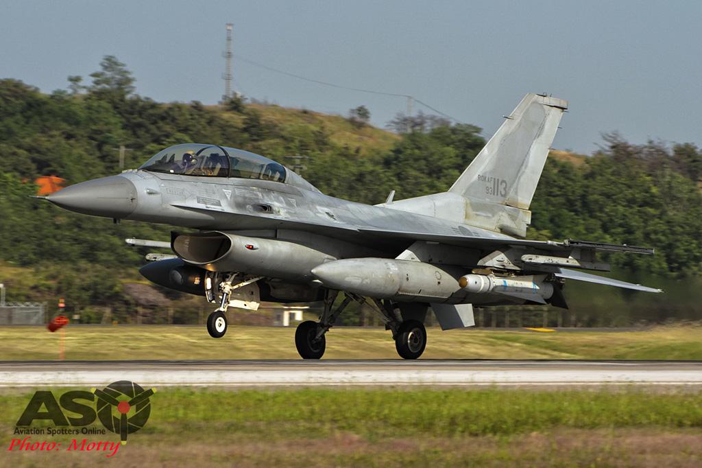 Mottys 111FS ROKAF KF-16 Kunsan 2015 0680