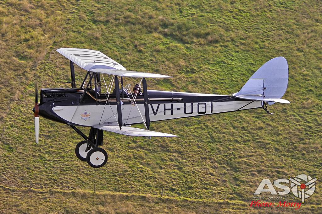 Mottys DH-60M Gipsymoth VH-UOI-048