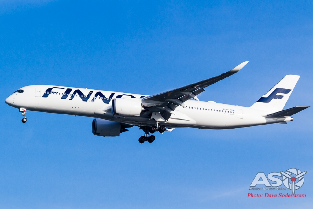 OH-LWE Finnair Airbus A350 ASO (1 of 1)