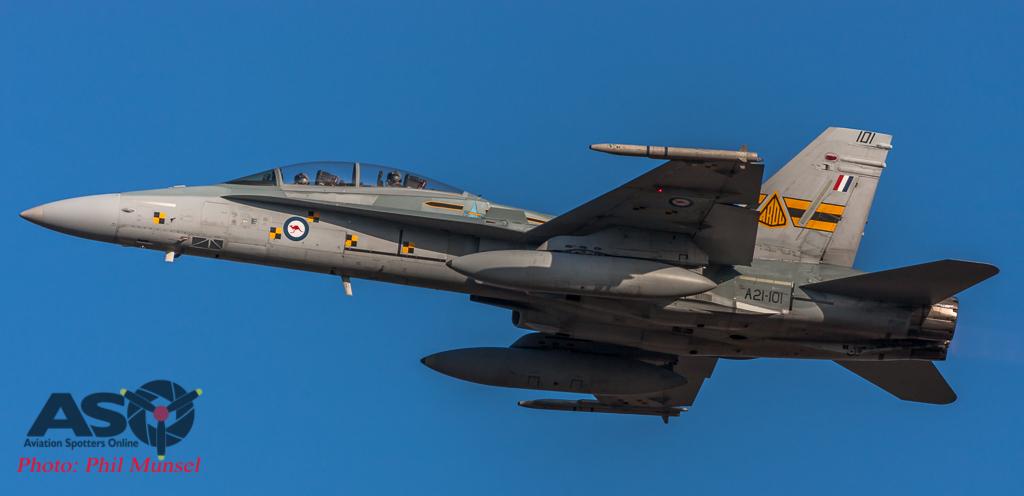 RAAF FA-18 Hornet (11)