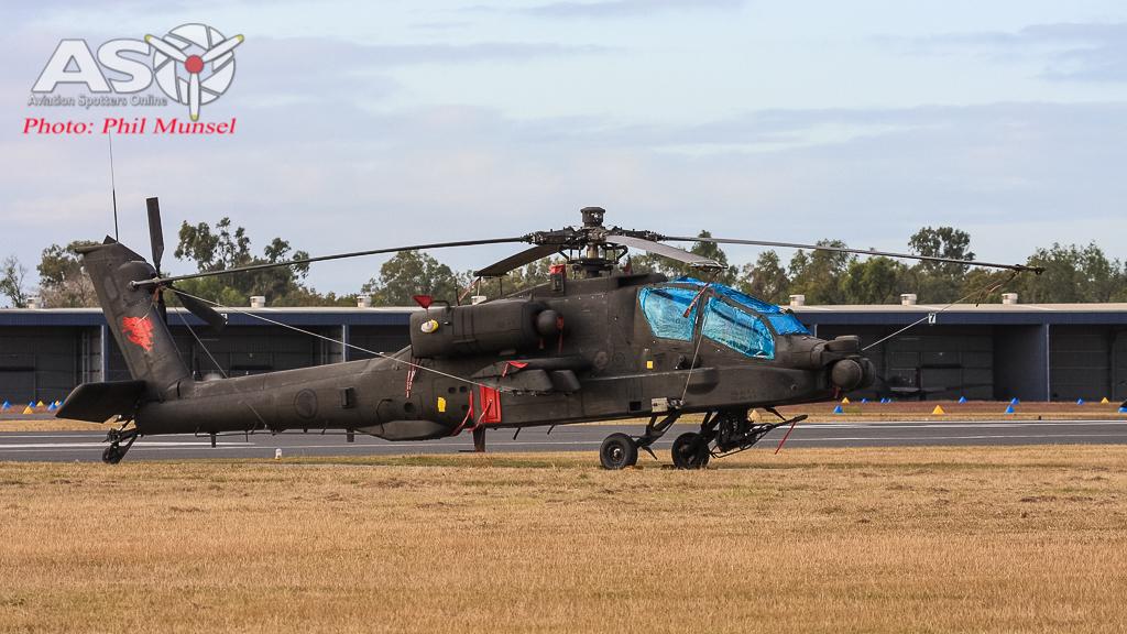 RSAF AH-64D Apache