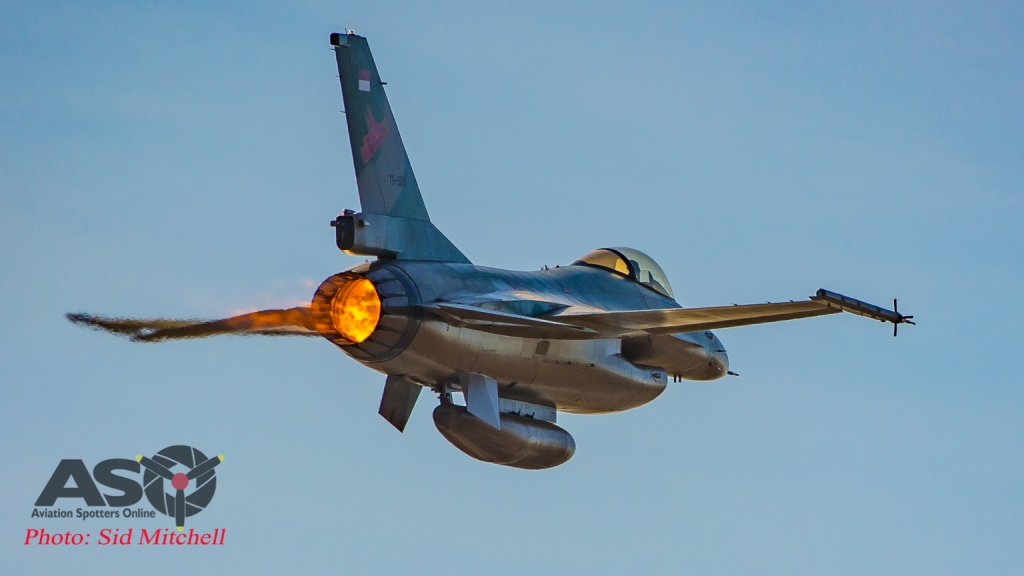 TNI-AU F16A