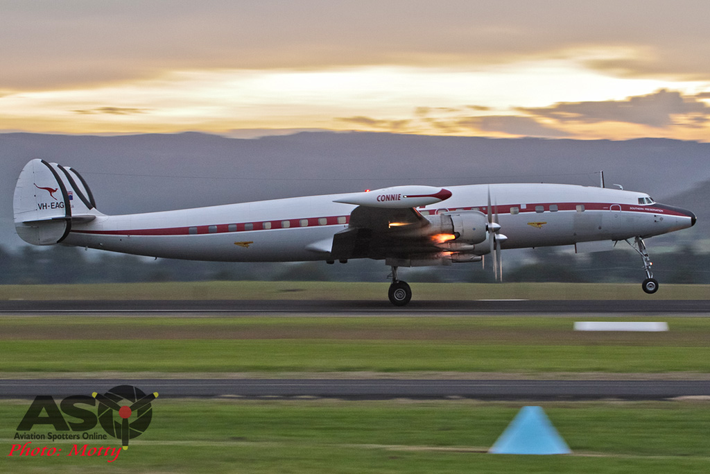 Mottys Wings Over Illawarra 2016 Connie-009