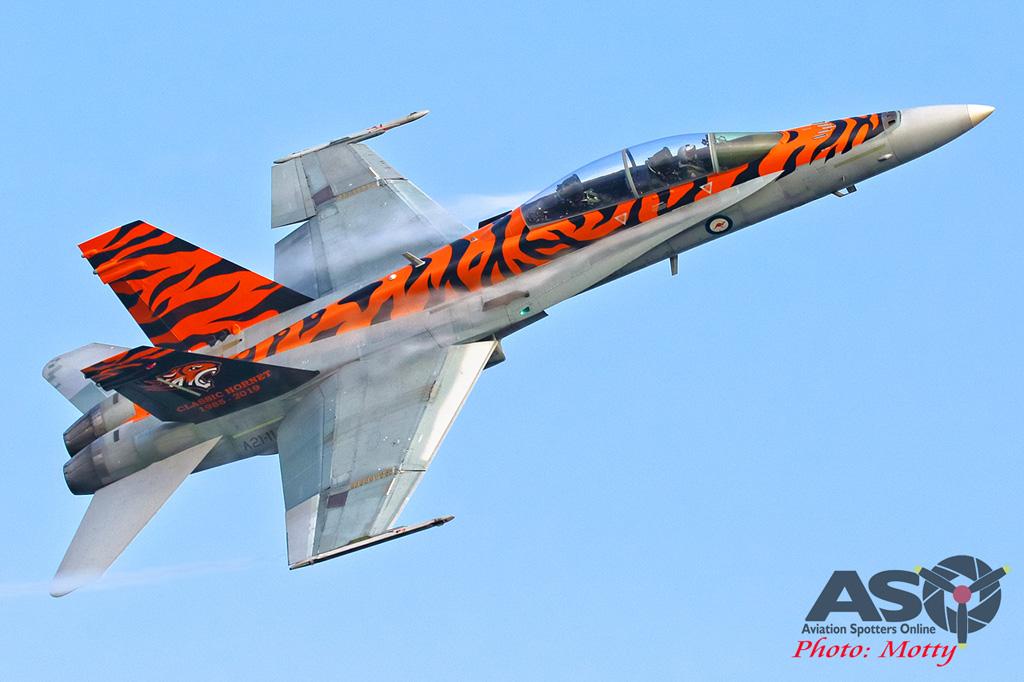 Mottys-2OCU 2019 Tiger Special FA-18B Hornet A21-116-00185-ASO