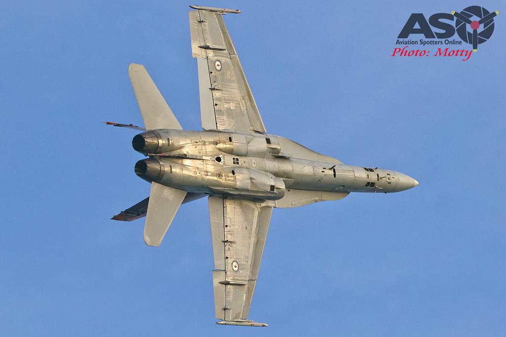 Mottys-2OCU 2019 Tiger Special FA-18B Hornet A21-116-00196-ASO