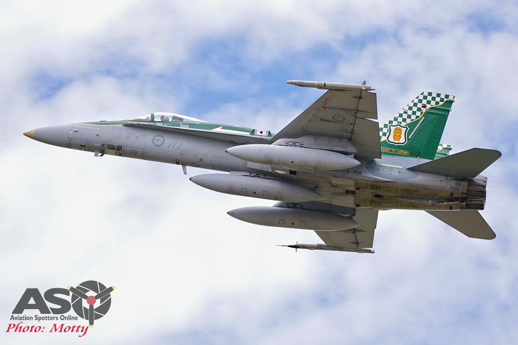Mottys-RAAF FA-18 Hornet 3Sqn-0372-ASO