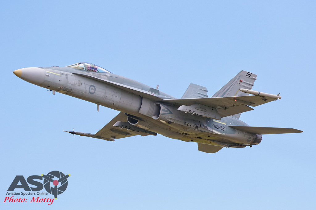 Mottys-RAAF FA-18 Hornet 3Sqn-0443-ASO