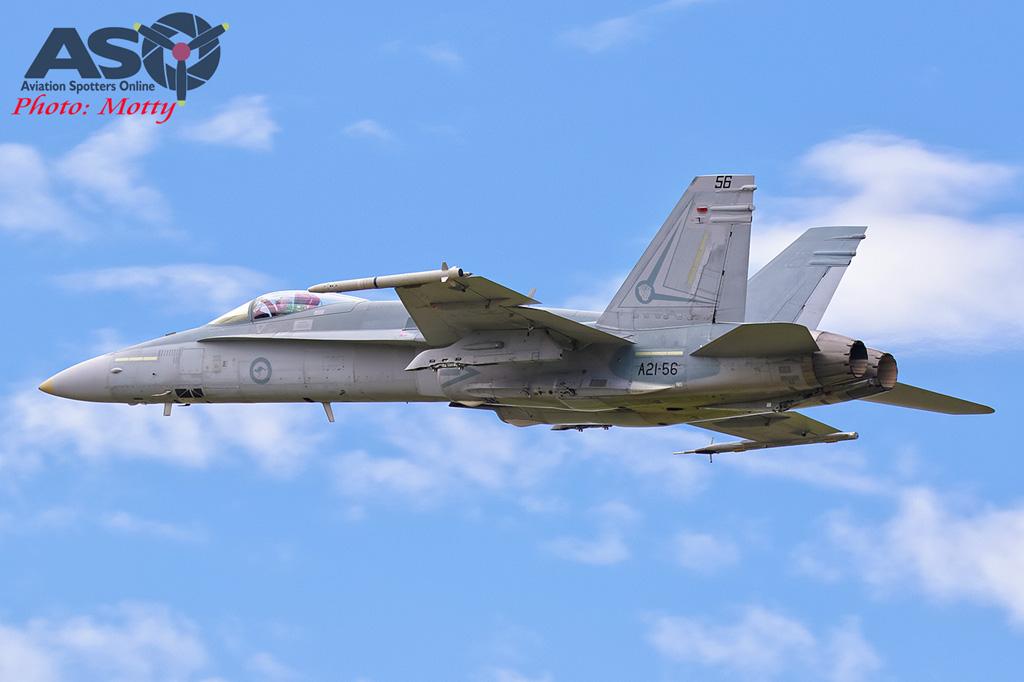 Mottys-RAAF FA-18 Hornet 3Sqn-0461-ASO