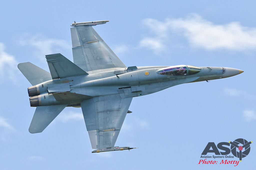 Mottys-RAAF FA-18 Hornet 3Sqn-0854-ASO