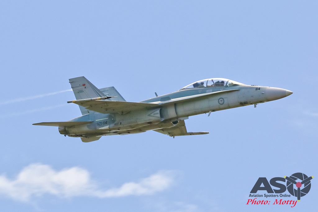 Mottys-RAAF FA-18 Hornet 3Sqn-0927-ASO