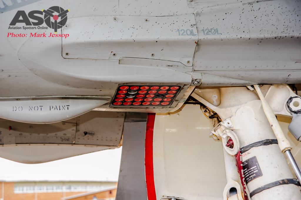 30th Anniversary Hornet A21-35 walk around-7063
