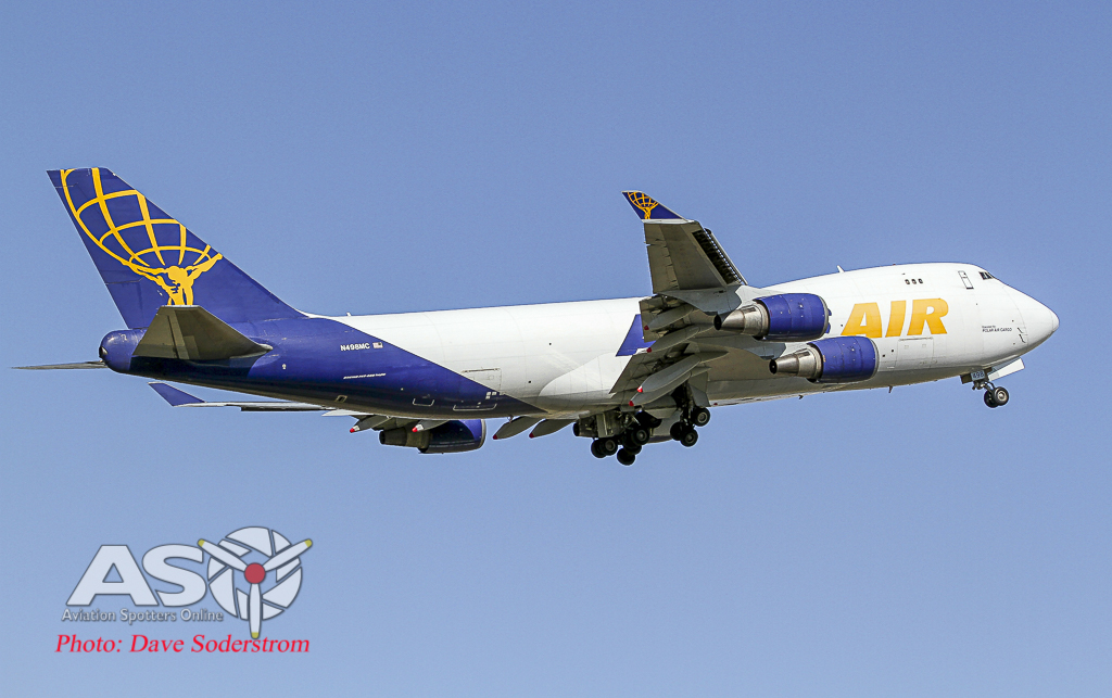 Atlas Air 747-400F ASO