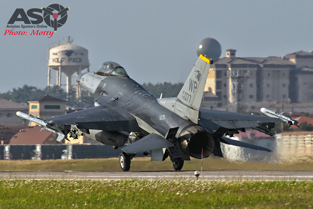 Mottys 8thFW Wolpack F-16 Kunsan 2015 0290