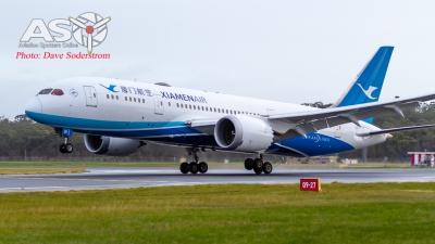 B-2761 XIAMEN 787-8