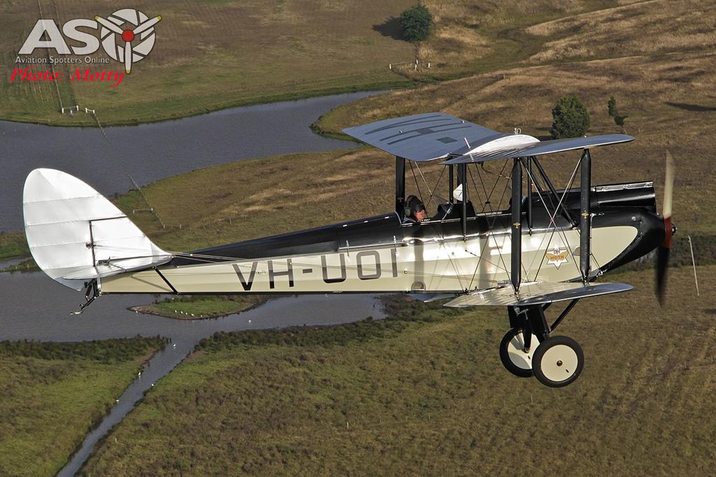 Mottys DH-60M Gipsymoth VH-UOI-055