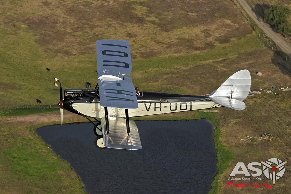 Mottys DH-60M Gipsymoth VH-UOI-065