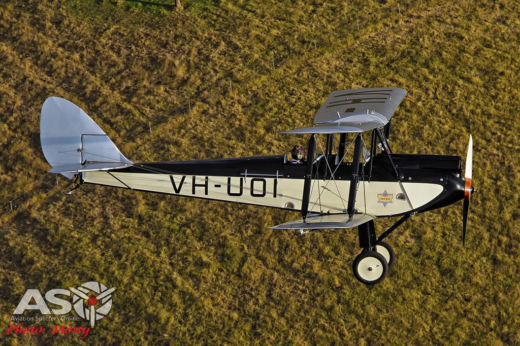 Mottys DH-60M Gipsymoth VH-UOI-073