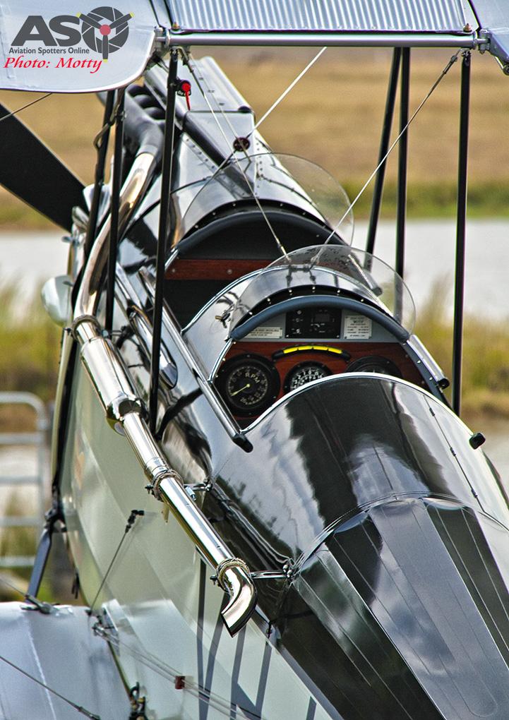 Mottys DH-60M Gipsymoth VH-UOI-114