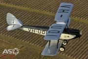 Mottys DH-60M Gipsymoth VH-UOI-015