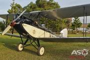 Mottys DH-60M Gipsymoth VH-UOI-083
