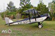 Mottys DH-60M Gipsymoth VH-UOI-098