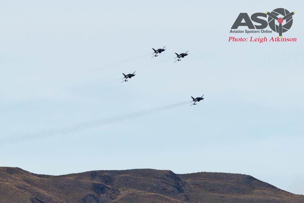 79SQN Hawks arrive into Queenstown.