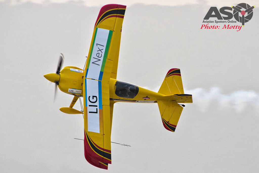 Mottys Paul Bennet Airshows Wolf Pitts Pro VH-PVB Korea ADEX 2015 025