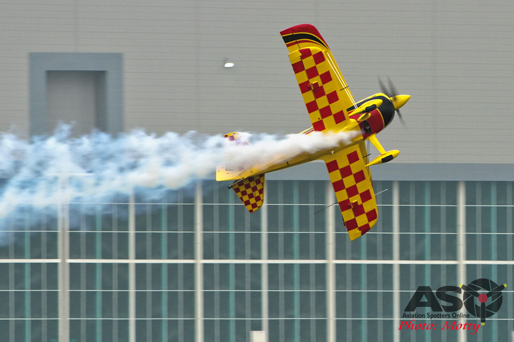 Mottys Paul Bennet Airshows Wolf Pitts Pro VH-PVB Korea ADEX 2015 079