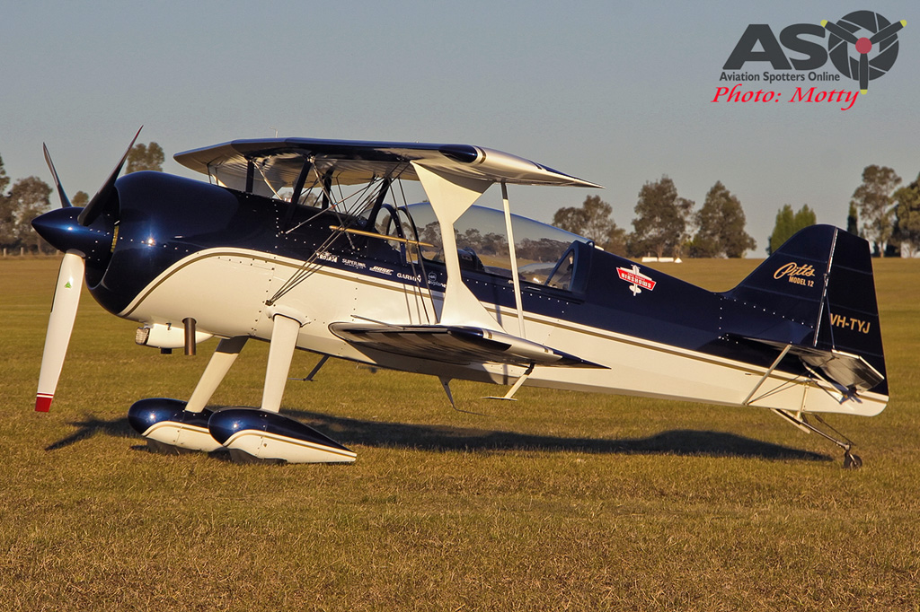 Mottys-220-PBA-Pitts-Model-12-VH-TYJ-ASO
