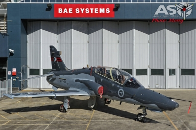 RAAF BAE SYSTEMS HAWK 127 100,000 hours Williamtown 04